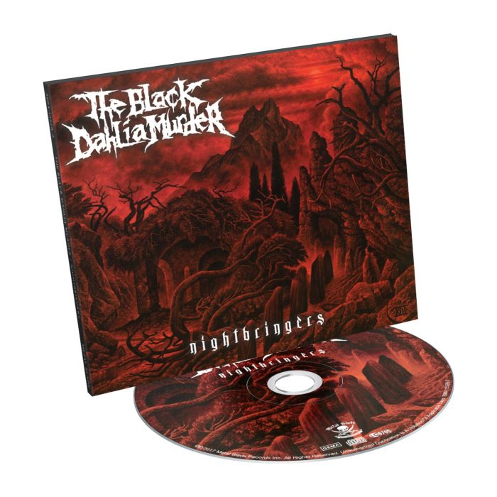 THE BLACK DAHLIA MURDER - Nightbringers / CD