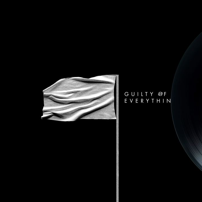 NOTHING - Guilty Of Everything / Milky Clear LP