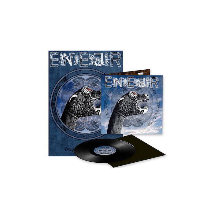 EINHERJER - Dragons Of The North / BLACK LP