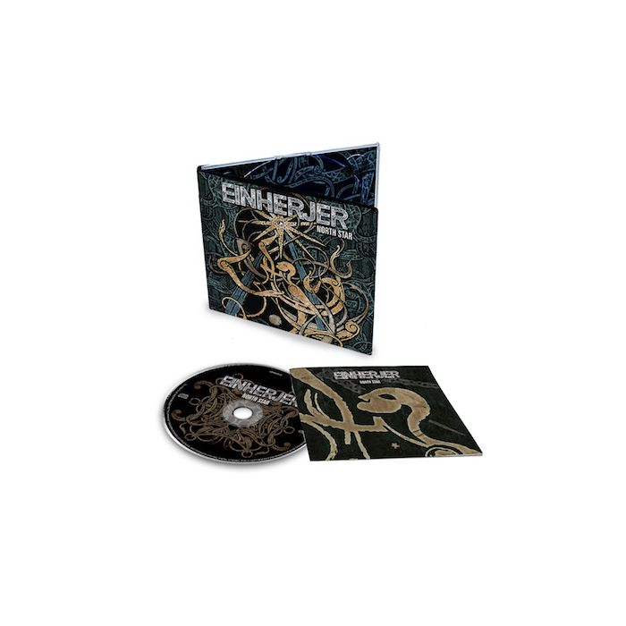EINHERJER - North Star / Digipak CD