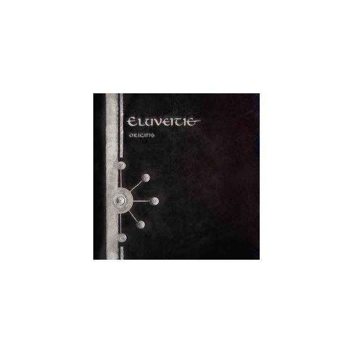 ELUVEITIE-Origins/Digipack Limited Edition CD-DVD