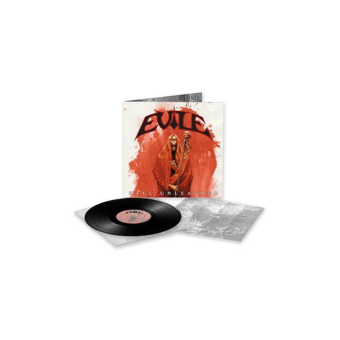 EVILE - Hell Unleashed / BLACK LP