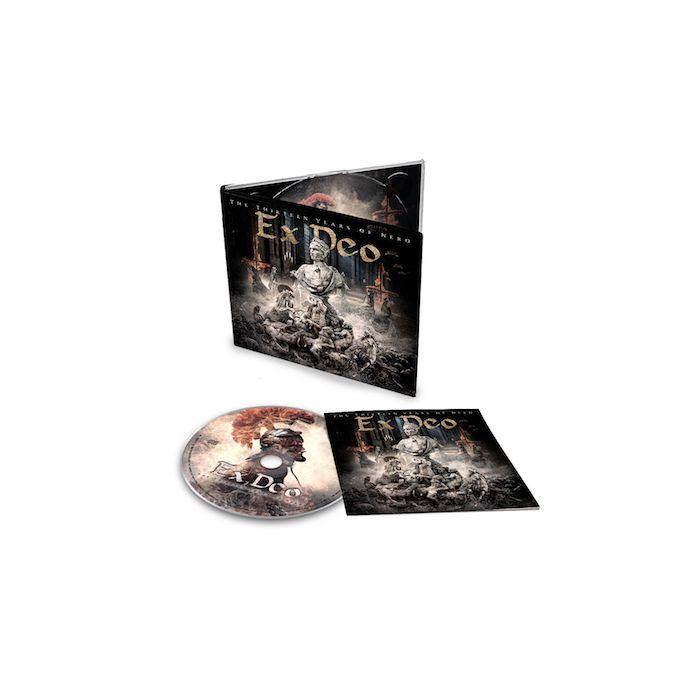 EX DEO - The Thirteen Years Of Nero / Digipak CD