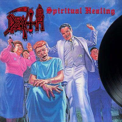 DEATH - Spiritual Healing / LP