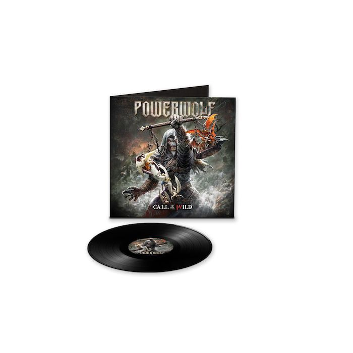 POWERWOLF - Call Of The Wild / BLACK LP