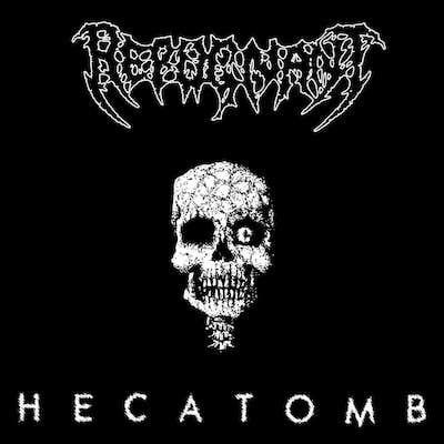 REPUGNANT - Hecatomb / Etched 12