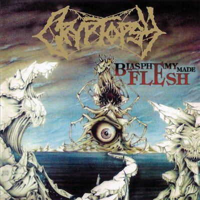 CRYPTOPSY - Blasphemy Made Flesh / Digipak CD