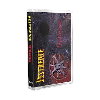 PESTILENCE - Spheres / Cassette