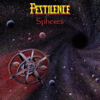 PESTILENCE - Spheres / 2CD