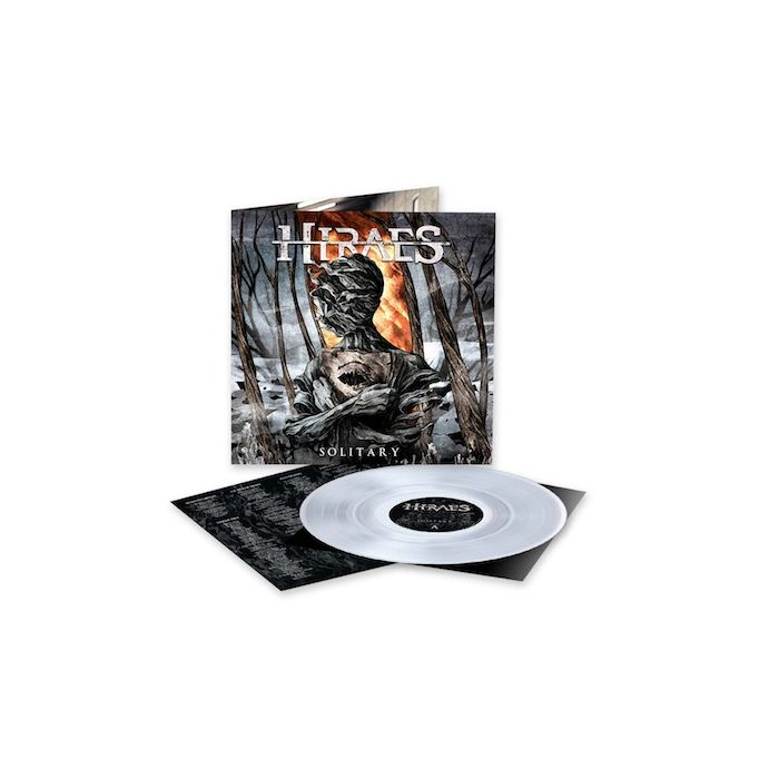 HIRAES - Solitary / LIMITED EDITION CLEAR LP