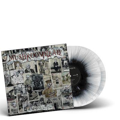 MUSHROOMHEAD - A Wonderful Life / Limited Edition BLACK + WHITE 2LP