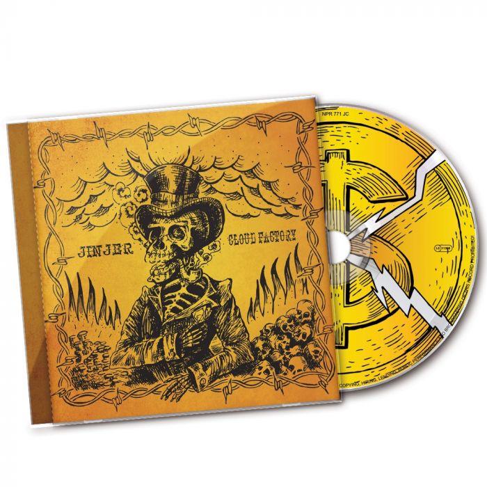JINJER-Cloud Factory (reissue)/CD