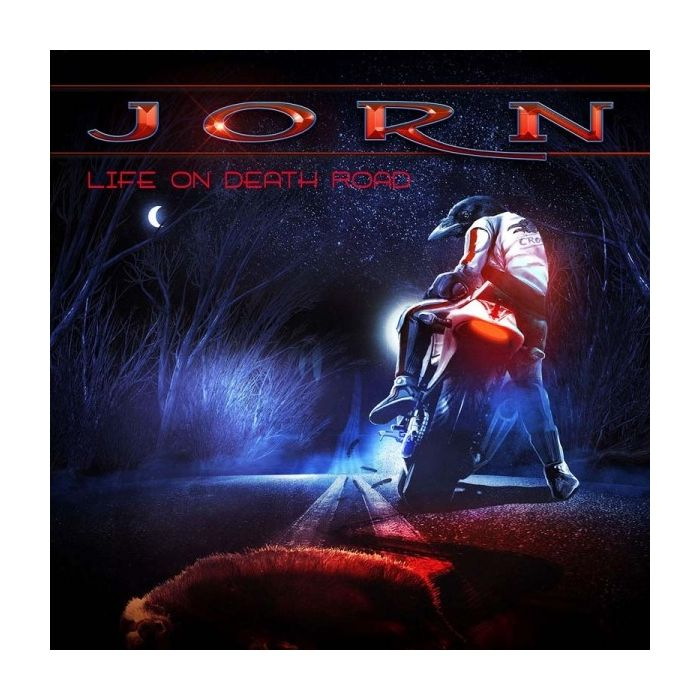 JORN - Life On Death Road / CD