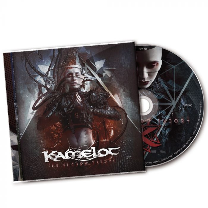 KAMELOT-The Shadow Theory/CD