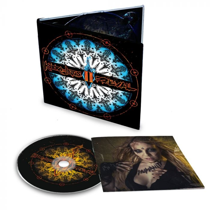 KOBRA AND THE LOTUS-Prevail II/Limited Edition Digipack CD