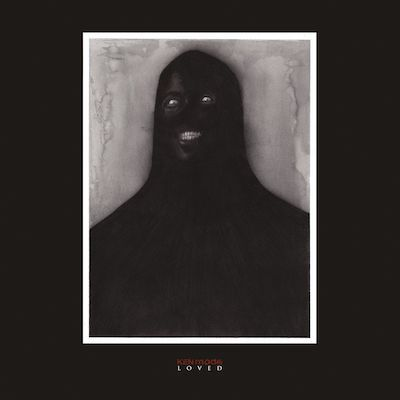 KEN MODE - Loved / Red LP