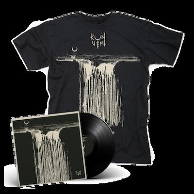 KONVENT - Puritan Masochism / Black LP + T-Shirt Bundle