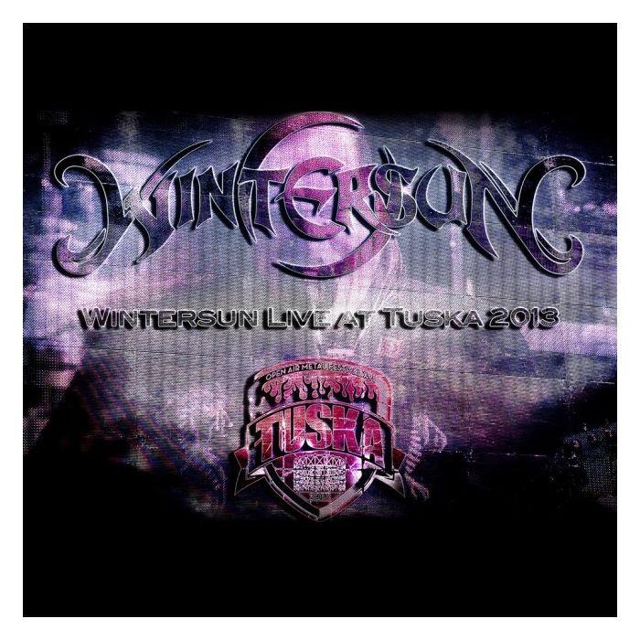 WINTERSUN-Live At Tuska Festival 2013/IMPORT 2LP