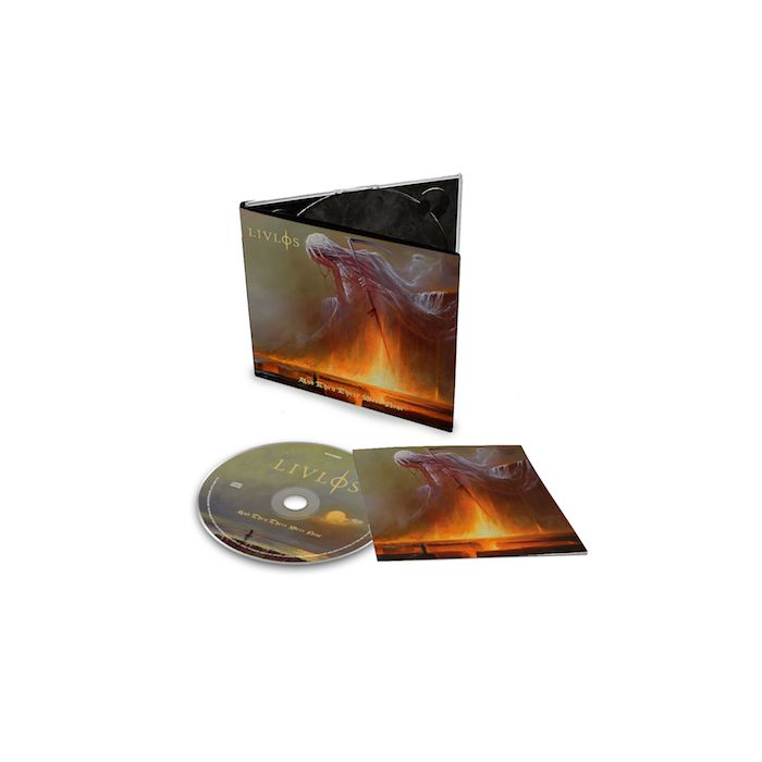 LIVLØS - And Then There Were None / Digipak CD PRE ORDER RELEASE DATE 10/22/21