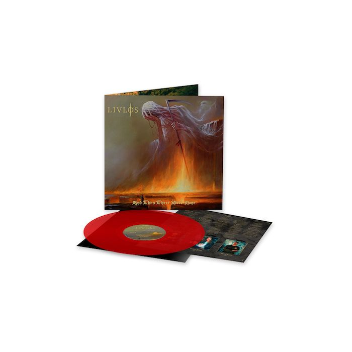 LIVLØS - And Then There Were None / LIMITED EDITION TRANSPARENT RED LP PRE ORDER RELEASE DATE 10/29/21