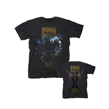 LEGION OF THE DAMNED-Slaves Of The Shadow Realm/T-Shirt