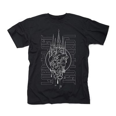 LORD OF THE LOST - Dying On The Moon / T-Shirt