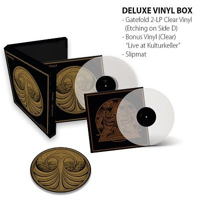 MONKEY3-Sphere/Limited Edition Deluxe Vinyl Boxset