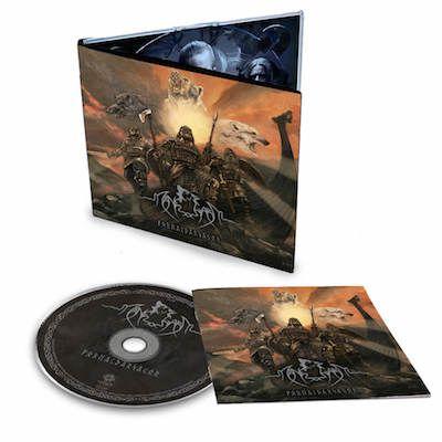 MANEGARM – Fornaldarsagor / Digipak CD