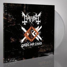 MAYHEM - Ordo Ad Chao / Clear LP