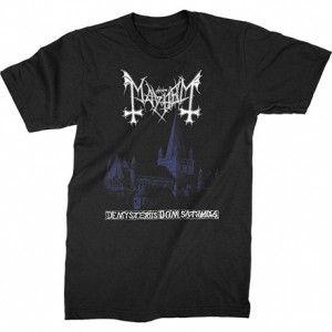MAYHEM - De Mysteriis Dom Sathanas / T-Shirt