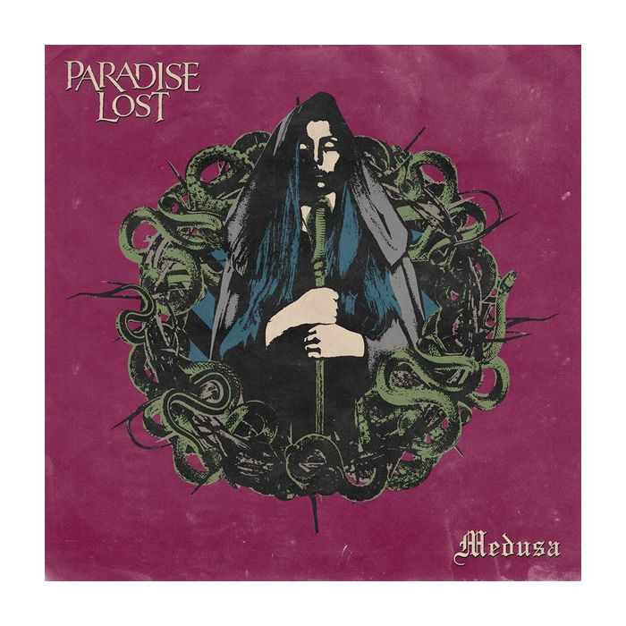 PARADISE LOST-Medusa/Digipack CD