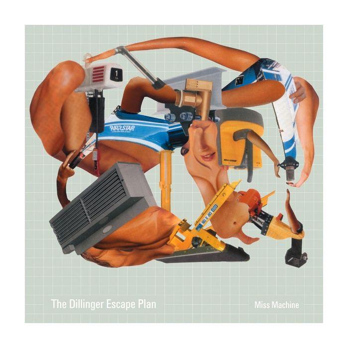 The Dillinger Escape Plan-Miss Machine/CD