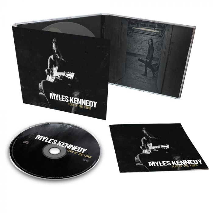 MYLES KENNEDY-Year Of The Tiger/Limited Edition Digipack CD