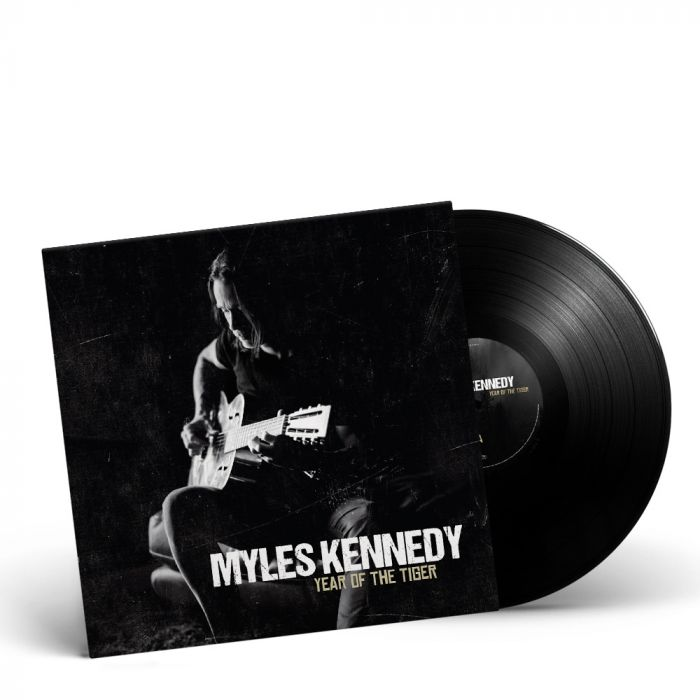 MYLES KENNEDY-Year Of The Tiger/Limited Edition BLACK Vinyl Gatefold LP