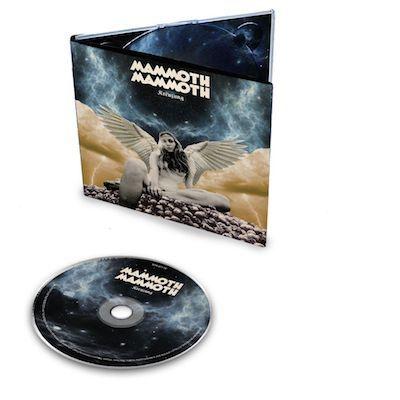 MAMMOTH MAMMOTH - Kreuzung / Digipak CD