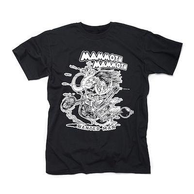 MAMMOTH MAMMOTH - Wanted Man / T - Shirt