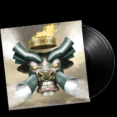 MONSTER MAGNET-Mastermind/Limited Edition BLACK Vinyl 2LP