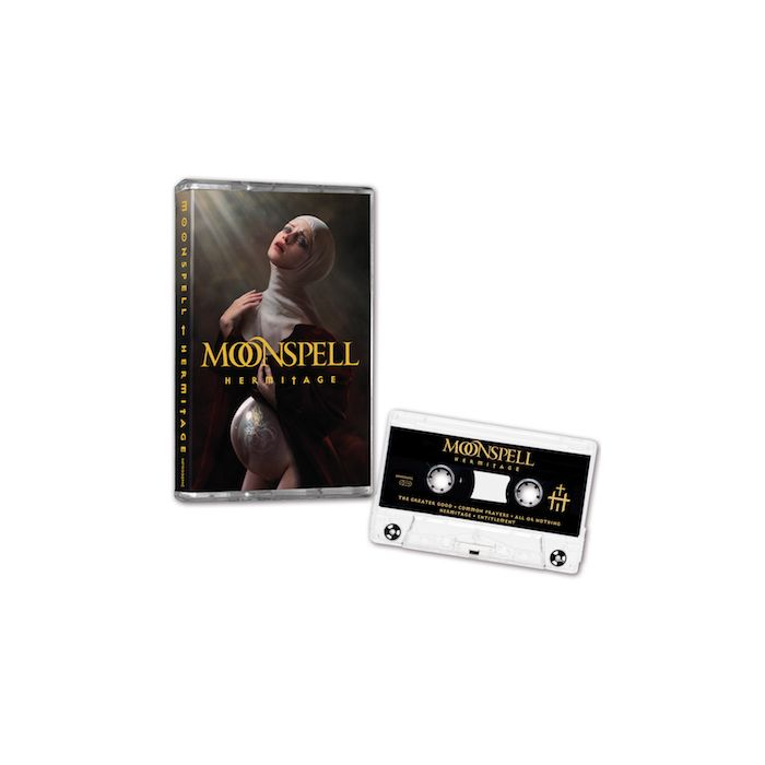 MOONSPELL - Hermitage / LIMITED EDITION CASSETTE
