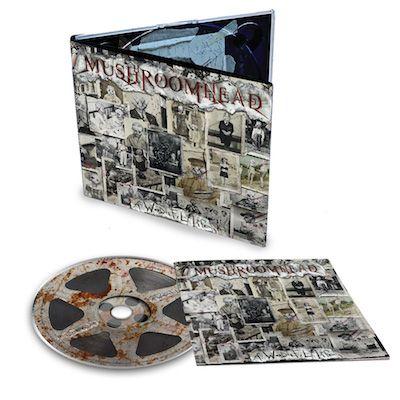 MUSHROOMHEAD - A Wonderful Life / Digipak CD