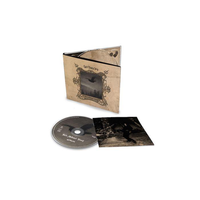 SATYRICON - Dark Medieval Times / Digipak CD