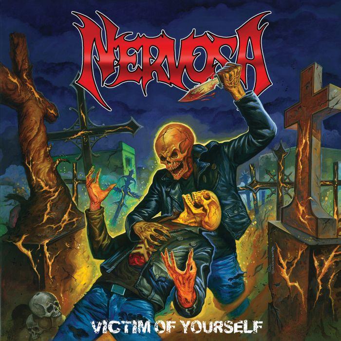 NERVOSA - Victim Of Yourself CD