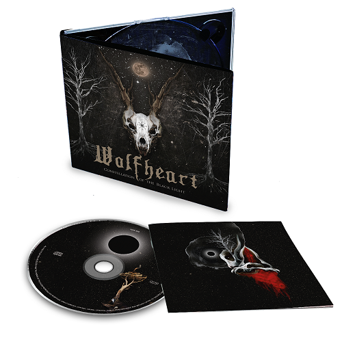 WOLFHEART-Constellation Of The Black Light/Limited Edition Digipack CD