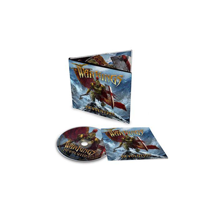 WARKINGS - Revolution / Digipak CD