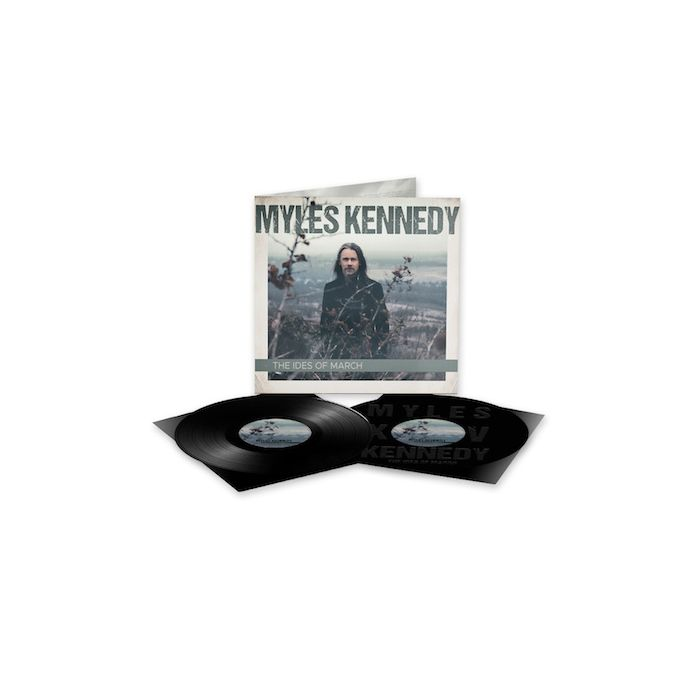 MYLES KENNEDY - The Ides Of March / BLACK 2LP