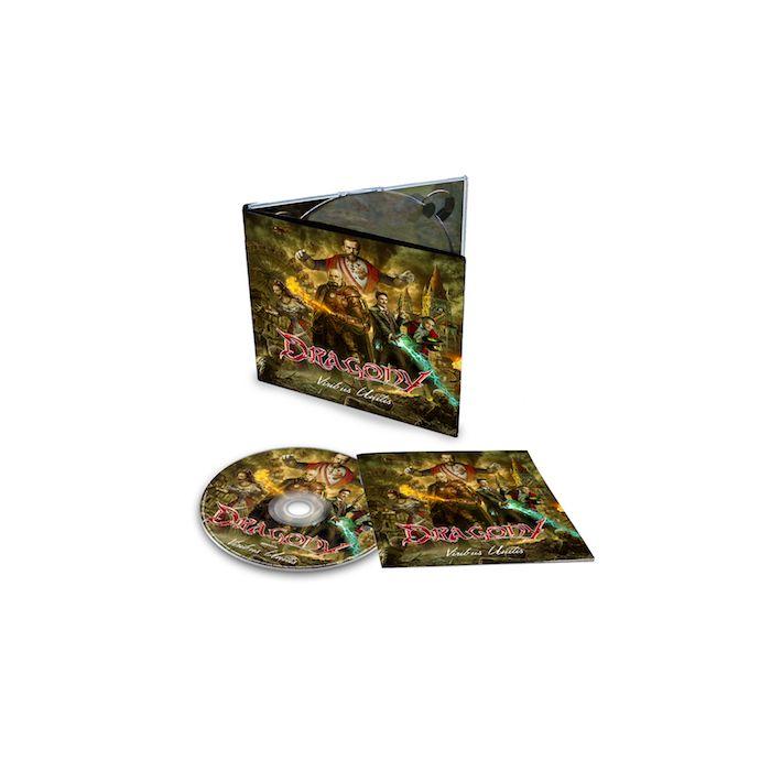 DRAGONY - Viribus Unitis / Digipak CD