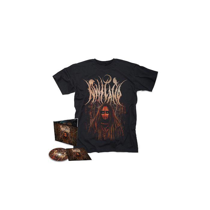 NYTT LAND - Ritual / Digipak + T-Shirt Bundle PRE-ORDER RELEASE DATE 8/6/21