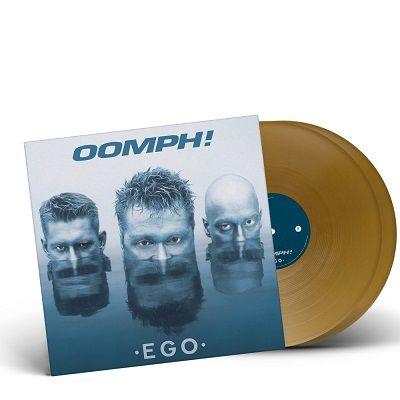 OOMPH!-Ego/Limited Edition GOLD Vinyl Gatefold 2LP