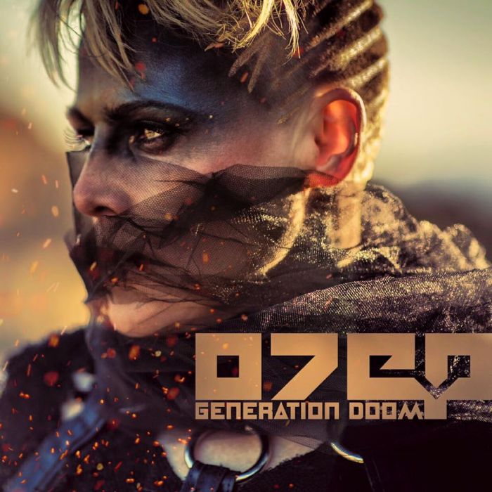 OTEP-Generation Doom/CD