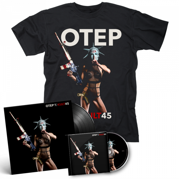 OTEP- Kult 45/T-Shirt Bundle