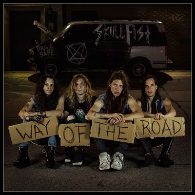 SKULL FIST-Way Of The Road/CD